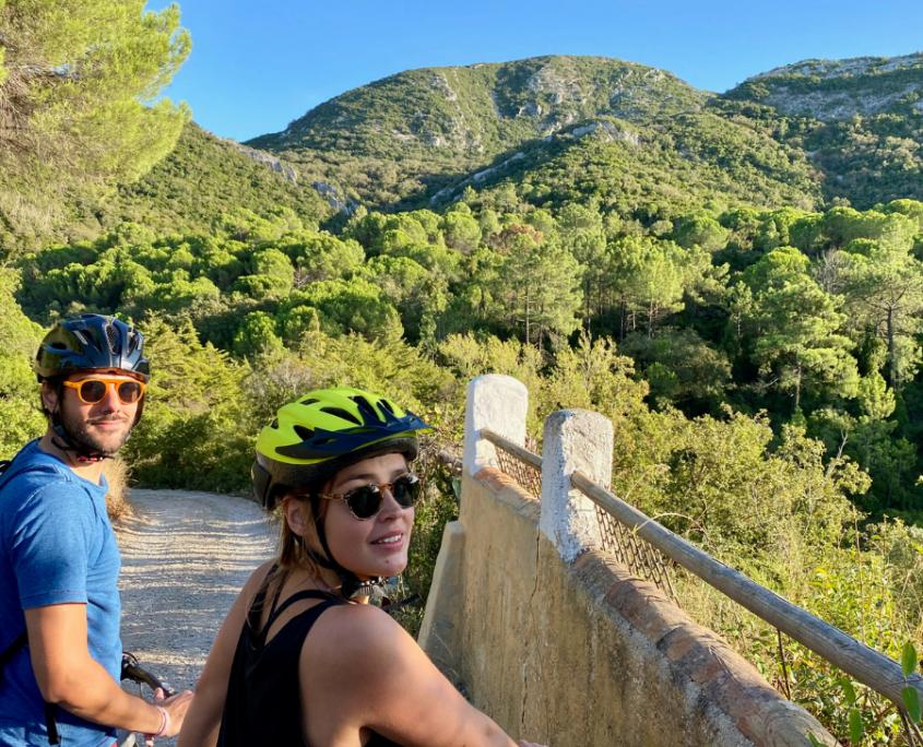 Tours em bicicleta - Azeitão