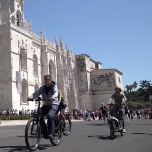 Lisbon Bike Tour